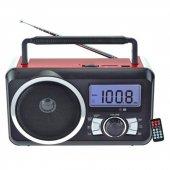 Everton VT-3054 (RT-37) Dijital Müzik Kutusu Fm Radyo, Usb-Sd-2