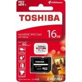 Toshiba 16 Gb Micro Sd Hafıza Kartı Class 10
