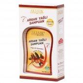 Argan Yağlı Şampuan Vitamin B5 Katkılı Extractlı