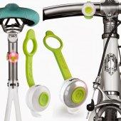 Silva Simi Light Yeşil Ön Bisiklet Lambası...