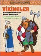 Vikingler 3 Boyutlu Tarih İş Bankası Kültür Yayınları