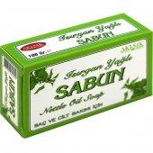 ısırgan Yağlı & Özlü 100gr. Bitkisel Sabun