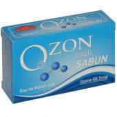 Ozon Yağlı Sabun 100gr. Doğal Sabun