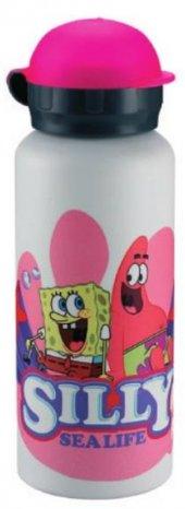 Laken Alüminyum Hit Sponge Bob Şişe 0,45l Silly...