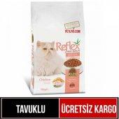 Reflex Kitten Tavuklu Yavru kedi Maması 15 Kg