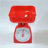 5 kg Kapasiteli İbreli Hassas Mutfak Terazisi 40 gr Hassasiyetli -2