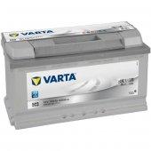 Varta Silver Dynamic H3 12 Volt 100 Amper Akü