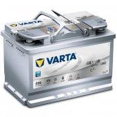 Varta Silver Dynamic Agm E39 12 Volt 70 Amper...
