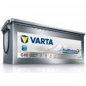 Varta Promotive Efb C40 12 Volt 240 Amper Akü...
