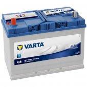 Varta Blue Dynamic G8 12 Volt 95 Amper Akü...