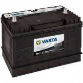 Varta Promotive Black H17 12 Volt 105 Amper Akü