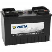 Varta Promotive Black I4 12 Volt 110 Amper Akü
