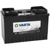 Varta Promotive Black J1 12 Volt 125 Amper Akü