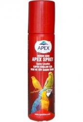 Apex Sprey (Kafes kuşları deri ve tüy bakımı)