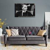 Mustafa Kemal Atatürk-21 Kanvas Tablo-3
