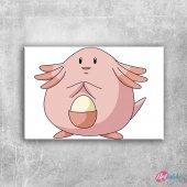 Chansey 1 Pokemon Canvas Tablo Arttablo