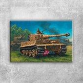 Zirhli Tanklar Askeri Savas Araclari 4 Yagli...