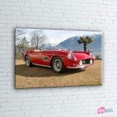 Klasik Otomobiller Ferrari 2 GT 250 Berlinetta SWB Model Amerikan-2