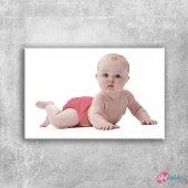 Emeklemek Bebek & Çocuk Dünyası Kanvas Tablo...