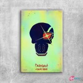 Suicide Squad Pop Art Poster Tablo Deadshot
