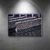 Ordu 3 Askeri Dekoratif Canvas Tablo