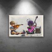 Gitar Ve Keman Müzik Bebek & Çocuk Dünyası...