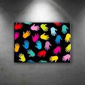 Renkli Eller Bebek & Çocuk Dünyası Dekoratif...