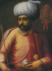 Yavuz Sultan Selim Osmanlı Tarihi Kanvas Tablo-3