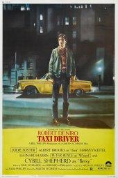 Retro Eski Poster Taxi Driver Robert De Niro Film Kanvas Tablo-3