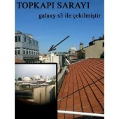 Samsung Galaxy A8 18X Teleskop Telefon Kamera Lensi-3