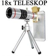 SAMSUNG S7 BİREBİR KILIFLI 18x ZOOM TELESKOP TELEFON KAMERA LENSİ-2