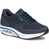Kinetix Aneta Lacivert Mavi Kadın Spor Ayakkabı Yürüyüş Sneaker