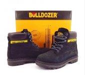 Bulldozer 15895 100 Hakiki Nubuk Deri Erkek Kışlık Bot Waterproof 5 Renk-5