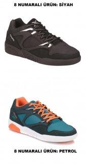 Kinetix Zaret 1320051 Siyah Erkek Spor Ayakkabı