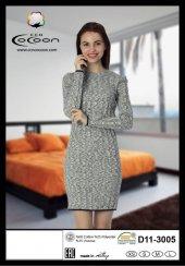 Cocoon Bayan Uzun Kol Tunik Ccnd113005