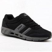 Jump 10078 Siyah Bayan&erkek Spor Ayakkabı