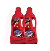Bingo Sıvı Deterjan Renkli 2 Lt*2 Adet