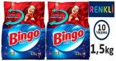 Bingo Toz Deterjan Renkli 1.5 Kg*2 Adet