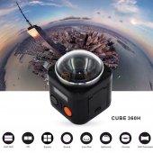 SooCoo 360H 4K Panoramik Aksiyon Kamerası-5