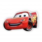 Mcqueen Kırmızı Spor Araba Bebe Odası Mobilya Kulp
