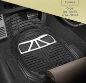 Dacia Dokker 2012 2015 Havuzlu Kauçuk Paspas Takımı