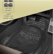 Volkswagen Passat B8 2015 2017  Havuzlu Kauçuk Paspas Takımı