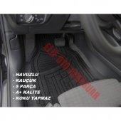 Audi A4 Havuzlu Kauçuk Paspas Takımı