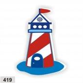 Deniz Feneri Bebek Odası Mobilya Kulp