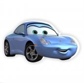Holley Shıftwell Mavi Araba Bebe Odası Mobilya Kulp