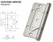 çelik Panel Menteşe Kaplamalı Saten 10 Cm 2