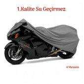 MtmCar Motosiklet Brandası 1.Kalite L Beden-2