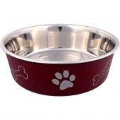 Köpek İçin Yavaş Besleme Mama Kabı 0,9lt � 23 Cm Yeşil