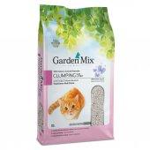 Gardenmix Bebek Pudralı Bentonit Kedi Kumu 10 Lt