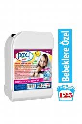 Poxy Bebekler İçin Sıvı Çamaşır Deterjanı 5 Lt...